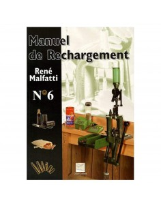 Manuel de rechargement Malfatti Numéro 6