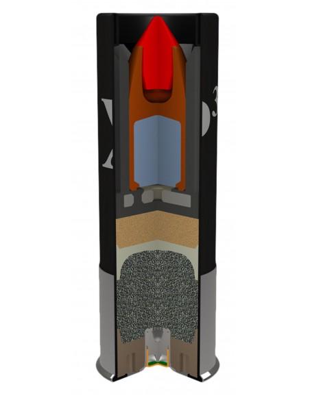 Cartouche Winchester Slug suprême Elite XP3 - Cal. 12/70