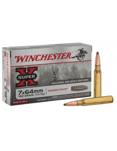 Cartouches Grande Chassse Winchester 7x64