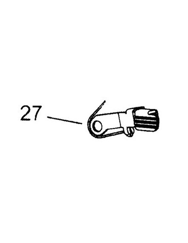 Arrêtoir de culasse (2248)