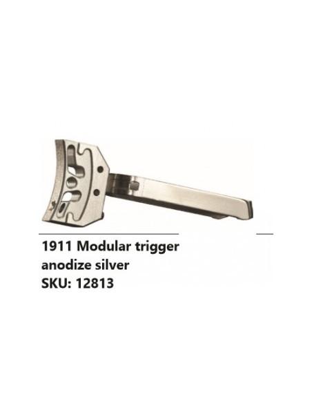 1911 modular trigger silver (131497)